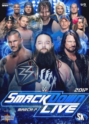 عرض WWE Smackdown 02.10.2018 مترجم