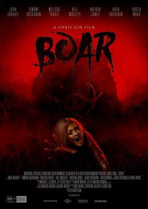 فيلم Boar 2017 مترجم