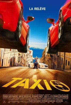 فيلم Taxi 5 2018 مترجم