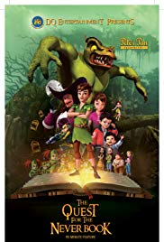 فيلم Peter Pan: The Quest for the Never Book 2018 مترجم