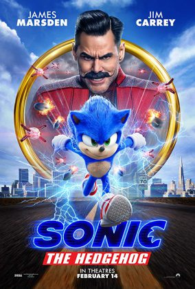 فيلم Sonic the Hedgehog 2020 مترجم