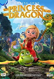 فيلم The Princess and the Dragon 2018 مترجم