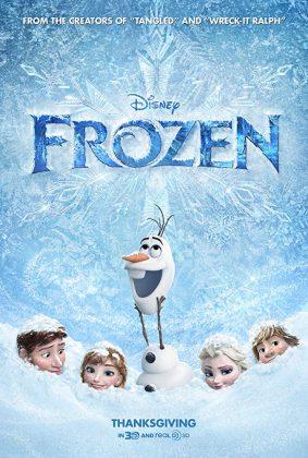 فيلم الكارتون Frozen 2013 مترجم اونلاين