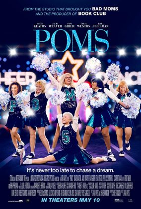 فيلم الكوميديا الرياضي Poms 2019 مترجم اونلاين