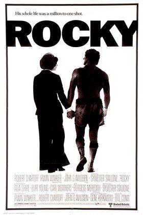 فيلم الدراما الرياضي Rocky 1976 مترجم اونلاين