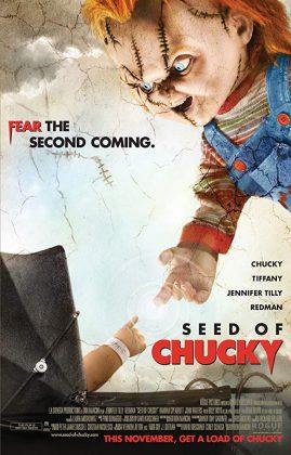 فيلم الرعب Seed of Chucky 2004 مترجم اونلاين