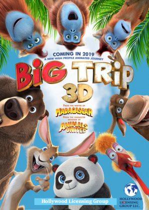 فيلم الكارتون والمغامرات The Big Trip 2019 مترجم اونلاين