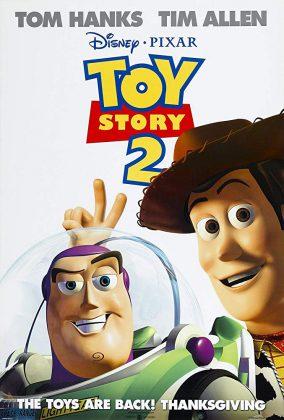 فيلم الكارتون والمغامرات Toy Story 2 1999 مترجم اونلاين