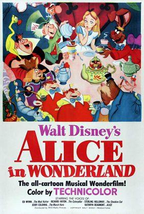 فيلم الكارتون Alice in Wonderland 1951 مترجم اونلاين