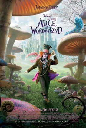 فيلم الفانتازيا Alice in Wonderland 2010 مترجم اونلاين