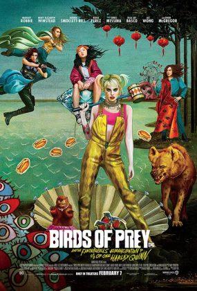 فيلم الاكشن Birds of Prey 2020 مترجم اونلاين