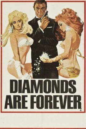 فيلم الاكشن Diamonds Are Forever 1971 مترجم اونلاين