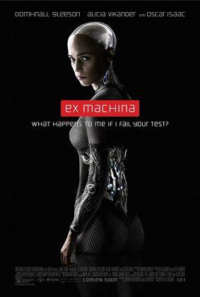 فيلم الخيال العلمي Ex Machina 2014 مترجم اونلاين