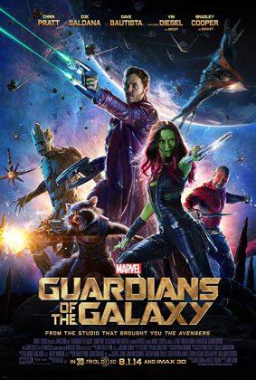 فيلم الاكشن Guardians of the Galaxy 2014 مترجم اونلاين
