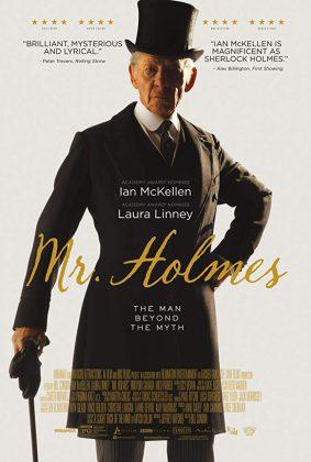 فيلم الغموض Mr. Holmes 2015 مترجم اونلاين