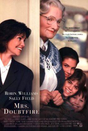 فيلم الكوميديا Mrs. Doubtfire 1993 مترجم اونلاين