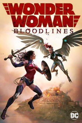 فيلم الكارتون Wonder Woman: Bloodlines 2019 مترجم اونلاين