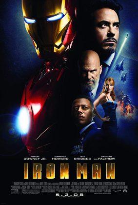 فيلم الاكشن Iron Man 2008 مترجم اونلاين