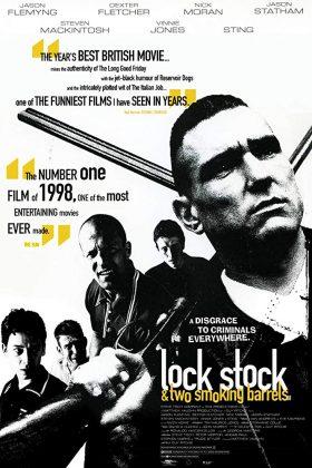 فيلم الجريمة Lock, Stock and Two Smoking Barrels 1998 مترجم اونلاين