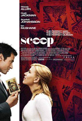 فيلم الجريمة والغموض Scoop 2006 مترجم اونلاين