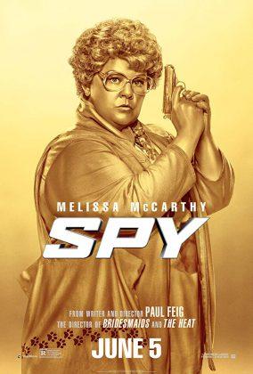 فيلم الاكشن والكوميديا Spy 2015 مترجم اونلاين
