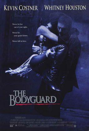 فيلم الرومانسية The Bodyguard 1992 مترجم اونلاين