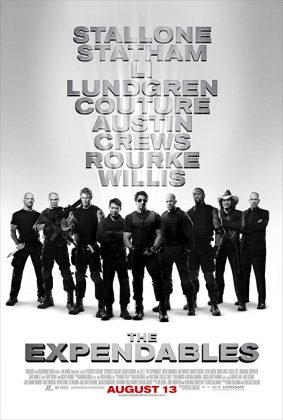 فيلم الاكشن The Expendables 2010 مترجم اونلاين
