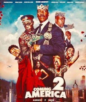 فيلم الكوميديا Coming 2 America 2020 مترجم اونلاين