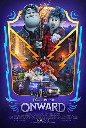 فيلم الانيميشن والمغامرات Onward 2020 مترجم اونلاين