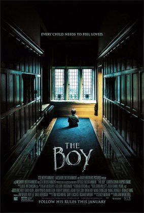 فيلم الرعب والاثارة The Boy 2016 مترجم اونلاين
