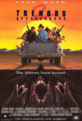 فيلم الرعب Tremors II: Aftershocks 1996 مترجم اونلاين