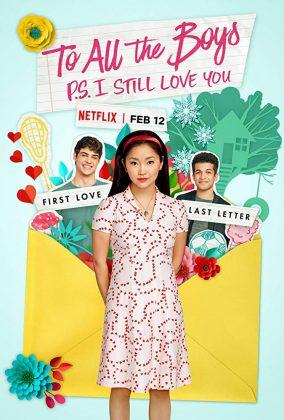 فيلم الرومانسية To All the Boys: P.S. I Still Love You 2020 مترجم اونلاين