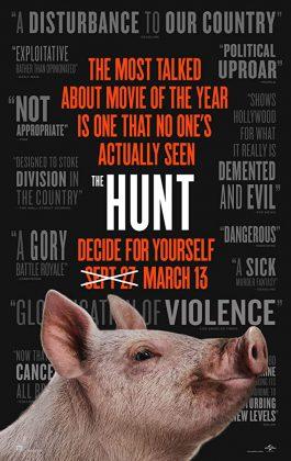 فيلم الاكشن والرعب The Hunt 2020 مترجم اونلاين