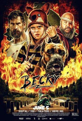 فيلم الاكشن والرعب Becky 2020 مترجم اونلاين