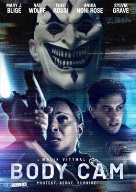 فيلم الرعب والغموض Body Cam 2020 مترجم اونلاين